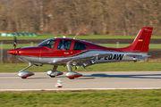 D-EQAW - Private Cirrus SR22T aircraft