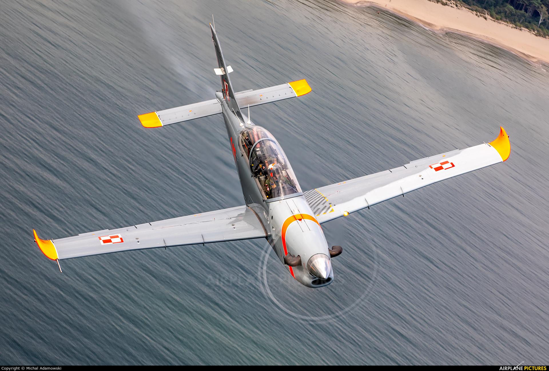 "Poland - Air Force ""Orlik Acrobatic Group"" 031 aircraft at Off Airport - Poland"