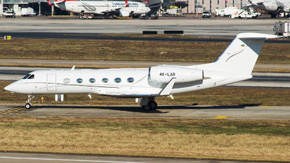 4K-LAR - Private Gulfstream Aerospace G-IV,  G-IV-SP, G-IV-X, G300, G350, G400, G450