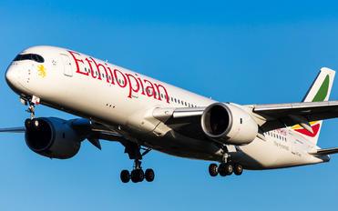 ET-AVC - Ethiopian Airlines Airbus A350-900