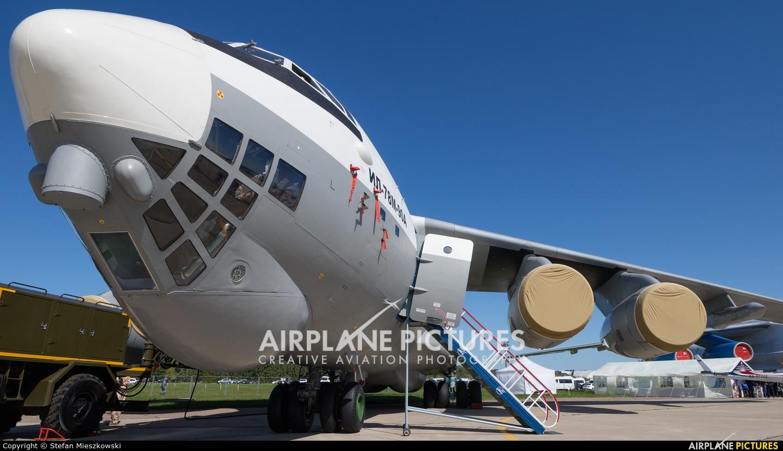 Aviastar-SP RF-78741 aircraft at Zhukovsky International Airport