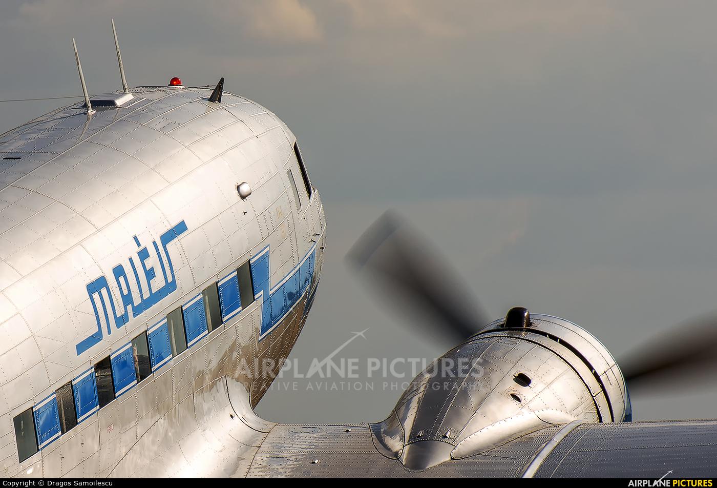 Goldtimer Foundation HA-LIX aircraft at Szeged