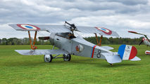 G-BWMJ - Private Nieuport 17/23 Scout aircraft