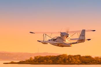 PU-LLB - Private EDRA Aeronautica Super Petrel LS