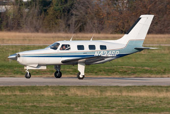 N4346P - Private Piper PA-46 Malibu / Mirage / Matrix