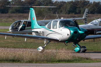HB-KMN - Private Cirrus SR-22 -GTS