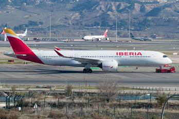 EC-MXV - Iberia Airbus A350-900