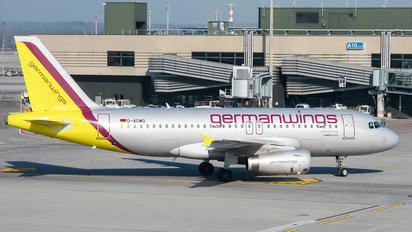 D-AGWQ - Germanwings Airbus A319