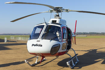 PR-SPS - Brazil - Police Aerospatiale AS350 Ecureuil / Squirrel