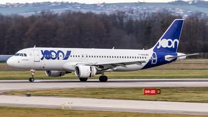 F-GKXN - Joon Airbus A320