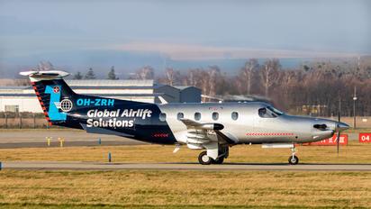 OH-ZRH - Private Pilatus PC-12