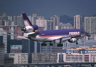N604FE - FedEx Federal Express McDonnell Douglas MD-11F