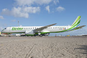 First Embraer 195 E2 for Binter Canarias title=