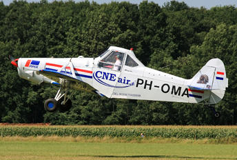 PH-OMA - Private Piper PA-25 Pawnee