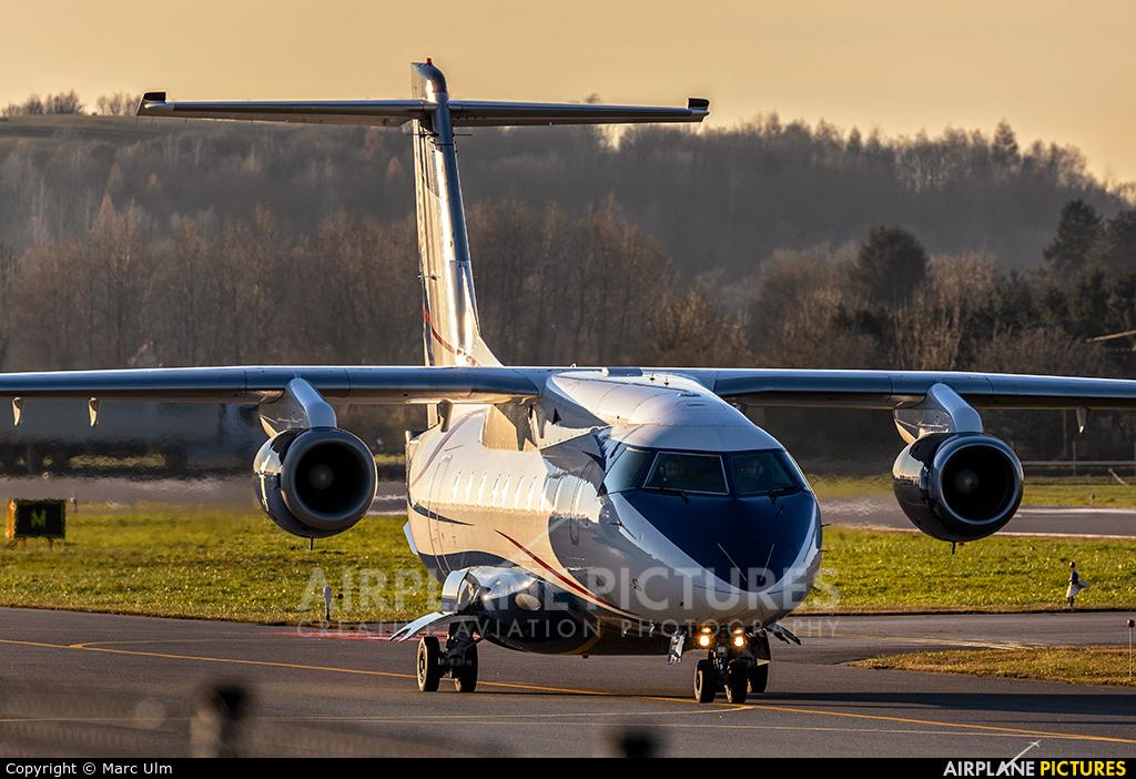 Joinjet OY-JJH aircraft at Augsburg