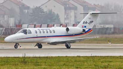 9A-JIP - Air Pannonia Cessna 525A Citation CJ2