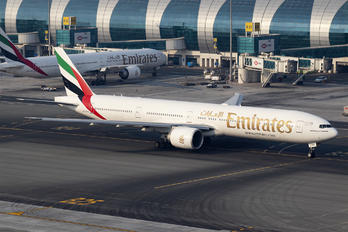 A6-EPH - Emirates Airlines Boeing 777-300ER