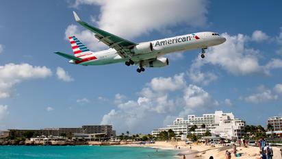 N195AN - American Airlines Boeing 757-200