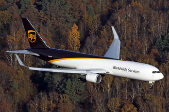 N325UP - UPS - United Parcel Service Boeing 767-300F