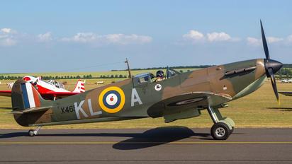 G-CGUK - Private Supermarine Spitfire Mk.Ia