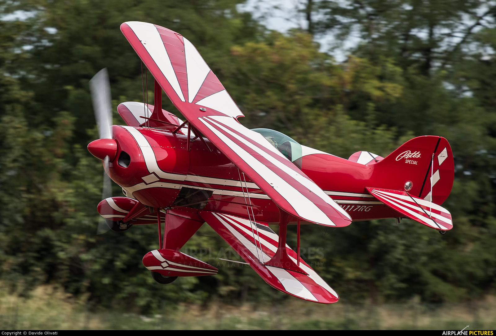 Private N117RG aircraft at Thiene - Arturo Ferrarin