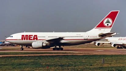 PH-AGE - MEA - Middle East Airlines Airbus A310