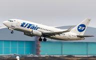 VQ-BJQ - UTair Boeing 737-500 aircraft