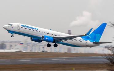 VP-BQG - Pobeda Boeing 737-800