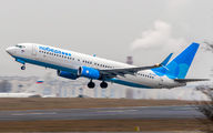 VP-BQG - Pobeda Boeing 737-800 aircraft