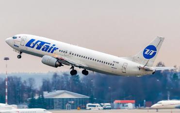 VQ-BIE - UTair Boeing 737-400