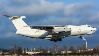 UR-CIG - Zet Avia Ilyushin Il-76 (all models)