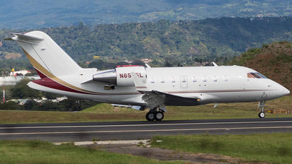 N650EL - Private Bombardier Challenger 650