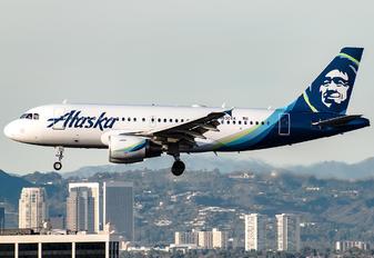 N530VA - Alaska Airlines Airbus A319