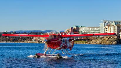 C-FODH - Harbour Air de Havilland Canada DHC-3 Otter