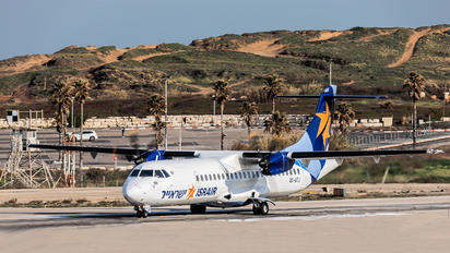 4X-AJP - Arkia ATR 72 (all models)