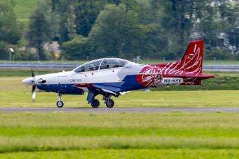 HB-HYY - Pilatus Pilatus PC-21