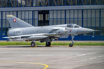 J-2313 - Switzerland - Air Force Dassault Mirage IIIS