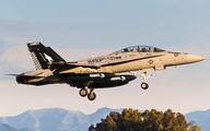 164880 - USA - Marine Corps McDonnell Douglas F-18D Hornet aircraft
