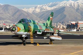 15-2464 - Iran - Islamic Republic Air Force Sukhoi Su-22UM-3K