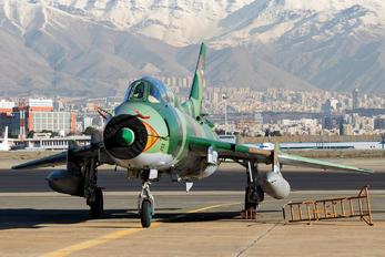 15-2462 - Iran - Islamic Republic Air Force Sukhoi Su-22UM-3K