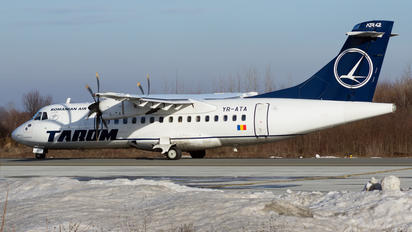 YR-ATA - Tarom ATR 42 (all models)