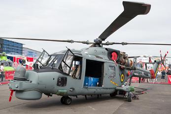 ZH965 - Brazil - Air Force Agusta Westland AW159 Lynx Wildcat AH.1