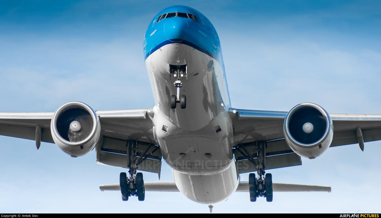 KLM Asia PH-BVC aircraft at Amsterdam - Schiphol