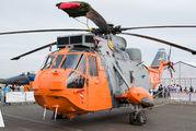 XV666 - Royal Navy Westland Sea King HU.5 aircraft