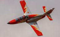 E.25-63 - Spain - Air Force : Patrulla Aguila Casa C-101EB Aviojet aircraft