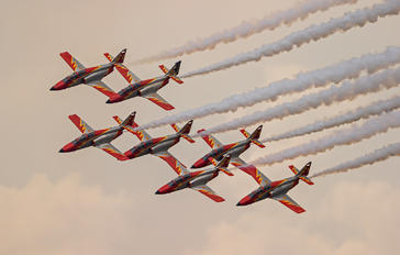 - - Spain - Air Force : Patrulla Aguila Casa C-101EB Aviojet