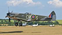 G-OXVI - Spitfire Supermarine Spitfire LF.XVIe aircraft