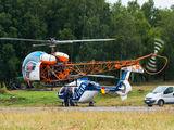 EC-DZE - Real Aero Club de Lugo Bell 47G aircraft