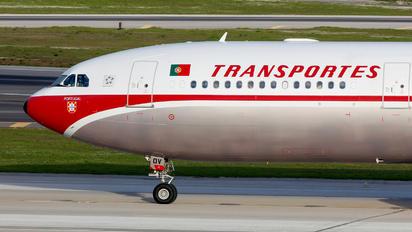 CS-TOV - TAP Portugal Airbus A330-300