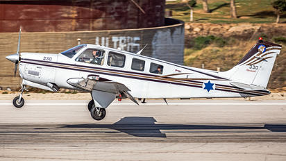 330 - Israel - Defence Force Beechcraft 36 Bonanza